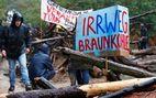 В Германии демонстранты вышли на защиту Гамбахского леса